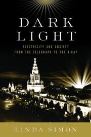 Book Cover for DARK LIGHT