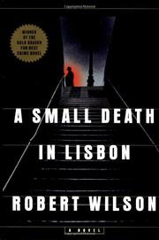 Book Cover for A SMALL DEATH IN LISBON