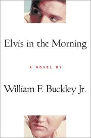 Book Cover for ELVIS IN THE MORNING