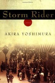 STORM RIDER by Akira Yoshimura
