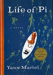 Cover art for LIFE OF PI