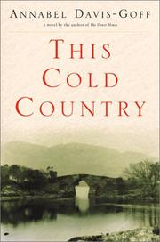 THIS COLD COUNTRY by Annabel Davis-Goff