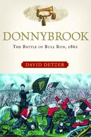 Cover art for DONNYBROOK