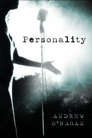 Book Cover for PERSONALITY