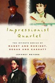 IMPRESSIONIST QUARTET by Jeffrey Meyers