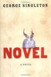 Cover art for NOVEL