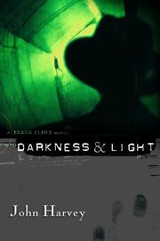Cover art for DARKNESS AND LIGHT