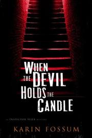 Book Cover for WHEN THE DEVIL HOLDS THE CANDLE