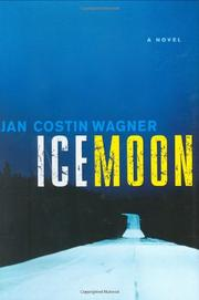 Cover art for ICE MOON