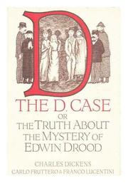 THE D. CASE by Carlo Fruttero