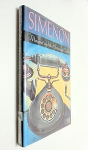 Cover art for MAIGRET AND THE SATURDAY CALLER