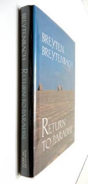RETURN TO PARADISE by Breyten Breytenbach