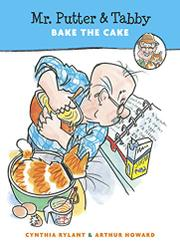 Book Cover for MR. PUTTER AND TABBY BAKE THE CAKE