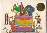 THE ALPHABET PARADE by Seymour Chwast