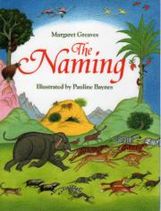 THE NAMING by Margaret Greaves