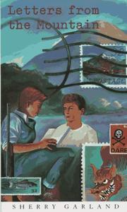 Book Cover for LETTERS FROM THE MOUNTAIN