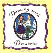 Cover art for DANCING WITH DZIADZIU