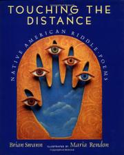 TOUCHING THE DISTANCE by Brian Swann