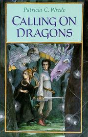 Cover art for CALLING ON DRAGONS