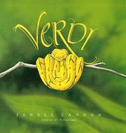 Cover art for VERDI
