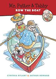MR. PUTTER AND TABBY ROW THE BOAT by Cynthia Rylant