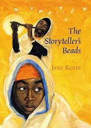Cover art for THE STORYTELLER'S BEADS