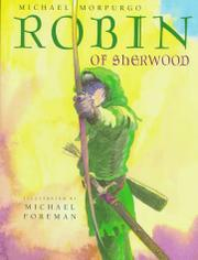 Cover art for ROBIN OF SHERWOOD