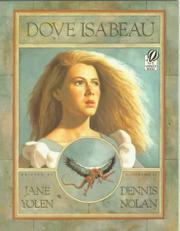 DOVE ISABEAU by Jane Yolen