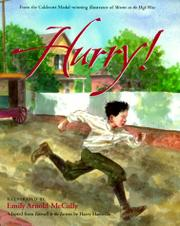 HURRY! by Harry Hartwick