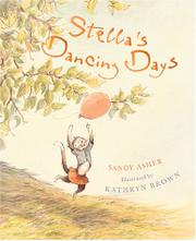 STELLA'S DANCING DAYS by Sandy Asher