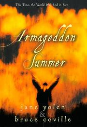 Cover art for ARMAGEDDON SUMMER