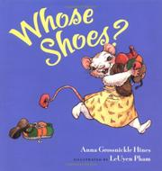 WHOSE SHOES? by Anna Grossnickle Hines