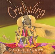 Cover art for CRICKWING