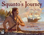 Cover art for SQUANTO'S JOURNEY
