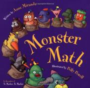 MONSTER MATH by Anne Miranda