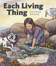 EACH LIVING THING by Joanne Ryder