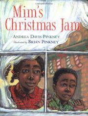 MIM'S CHRISTMAS JAM by Andrea Davis Pinkney