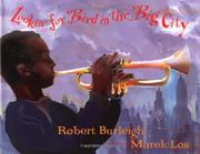 LOOKIN' FOR  BIRD IN THE BIG CITY by Robert Burleigh