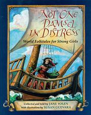 Cover art for NOT ONE DAMSEL IN DISTRESS