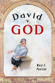 DAVID V. GOD by Mary E. Pearson