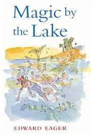 Book Cover for MAGIC BY THE LAKE