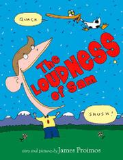 Book Cover for THE LOUDNESS OF SAM
