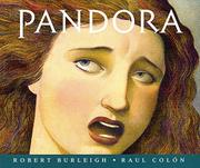 PANDORA by Robert Burleigh