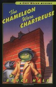 Book Cover for THE CHAMELEON WORE CHARTREUSE