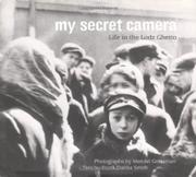 MY SECRET CAMERA by Frank Dabba Smith