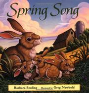 Book Cover for SPRING SONG