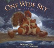 Cover art for ONE WIDE SKY
