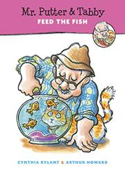 MR. PUTTER & TABBY FEED THE FISH by Cynthia Rylant