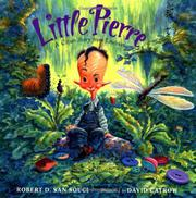 LITTLE PIERRE by Robert D. San Souci