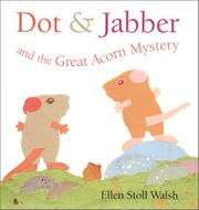 Cover art for DOT & JABBER AND THE GREAT ACORN MYSTERY